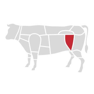 Rinderbraten Rolle/Nuß ca.500g