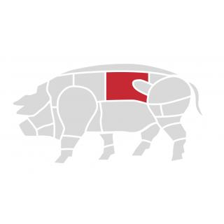 Schweinerückensteak/Scheiben ca. 500 g