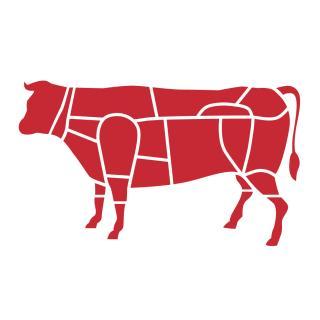 Rindfleisch 5 kg Paket /kg Preis