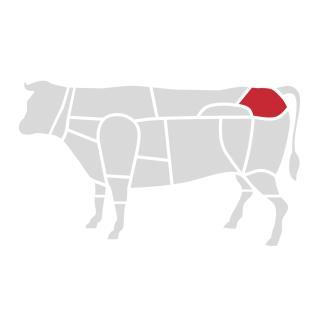 Rinderhüftsteak ca. 500g