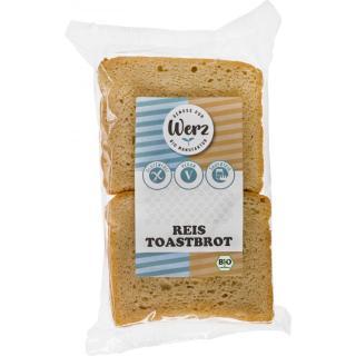 Reis-Toastbrot gf 4*250g WRZ