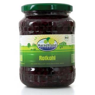 Rotkohl i.Gl. 720 ml MAR