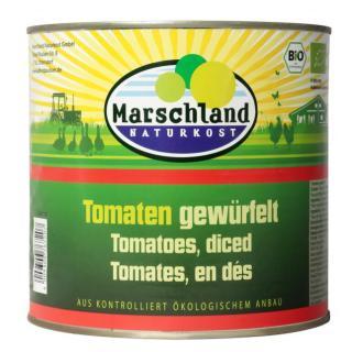Tomaten gewürfelt 2,65 l MAR