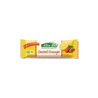 Dattel-Orange Fruchtschnitte 30gr ALO