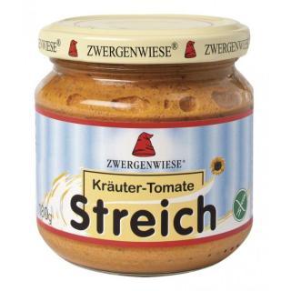 Kräuter Tomaten Streich 180gr ZWE