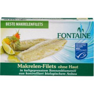 Makrelenfilet 120g FON