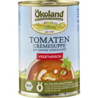Tomatencremesuppe 400 g Dose  ÖKL