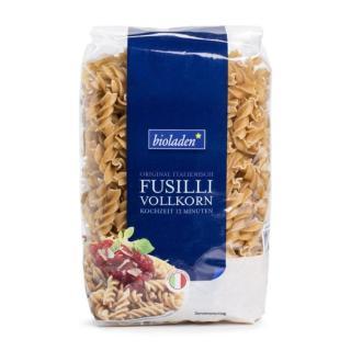 Fusilli Vollkorn Nudeln 500 g BIOLADEN