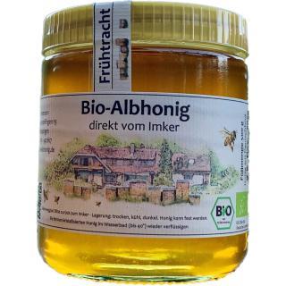 Bio - Schwäbischer Albhonig 500gr