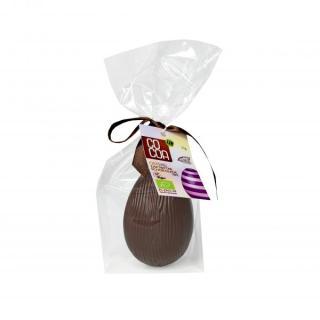 Osterei Zartbitterschokolade 70%