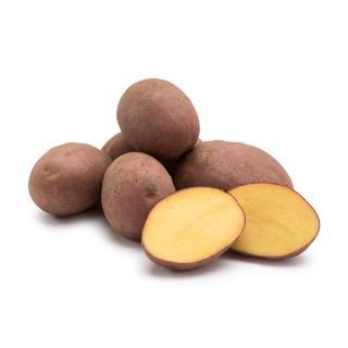 Salat-Kartoffeln rotschalig vfk