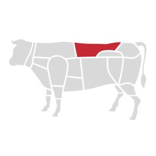Rinder-Hochrippe ca. 500g