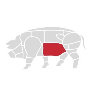 Schweinebauch ca. 500g