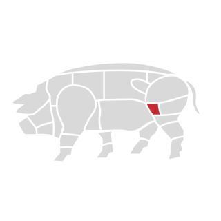 Schweinenuss / Hüfte ca.500g