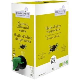 Olivenöl nativ extra 3 l  PLA