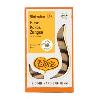 Hirse-Kokos-Zungen 150gr WER
