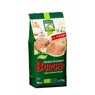 Dinkel Grünkern Burger 275gr BOL