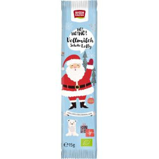 Nikolaus Lolly Vollmilch 15g ROS