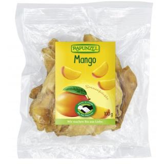 Mango, getrocknet, 100gr