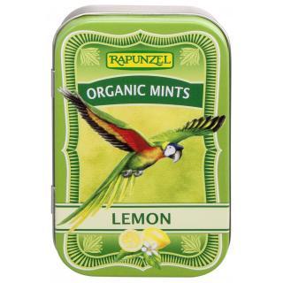 Organic Mints Lemon 50g HIH