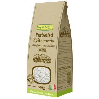 Parboiled Reis weiss Langkorn  500 g