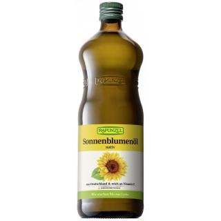 Sonnenblumenöl nativ 1 l RAP
