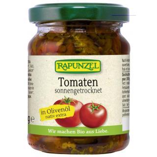 Tomaten getr. In Olivenöl 120 gr