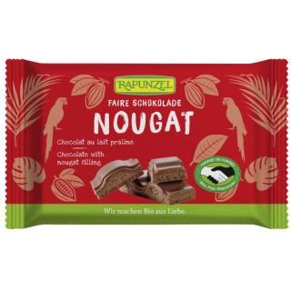 Nougat-Schokolade 100g  RAP
