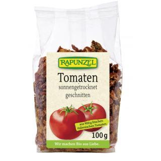 Tomaten getrocknet, geschnitten 100 g RA