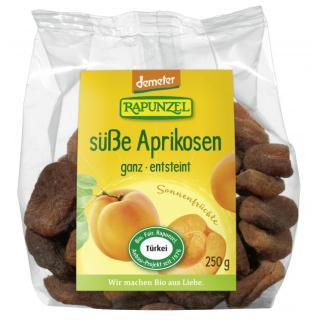 Aprikosen ganz getrocknet 250 g  RAP
