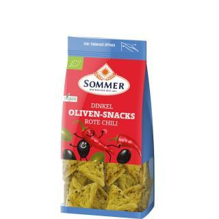 Scrocchi mit Oliven/Chili 150gr SOM