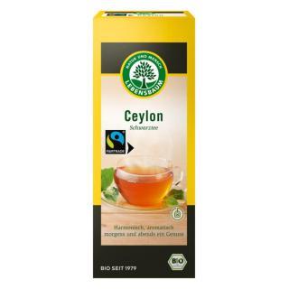 Ceylon Schwarztee 20 Btl, LEB