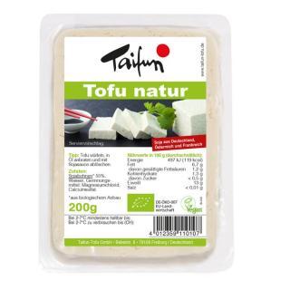 Tofu natur 200 gr LF