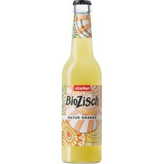 Bio Zisch Orange natur 0,33l