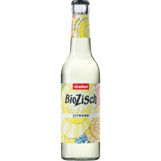 Bio Zisch Zitrone 0,33 l