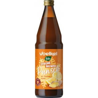 Zitrone Ingwer Punsch 0,75l VOE