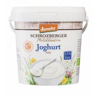 Naturjoghurt MS 1 kg 3,5%