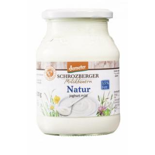 Naturjoghurt 3,5% SBZ 500 g