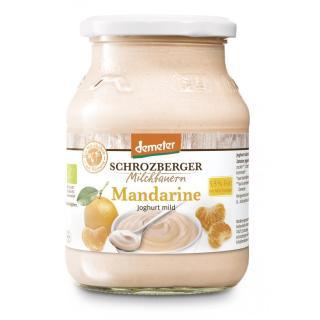 Joghurt Mandarine 500g SBG