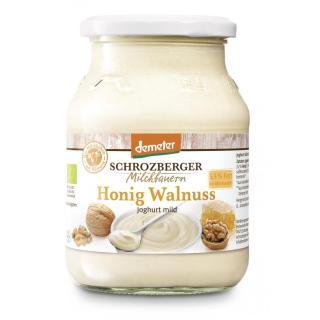 Fruchtj. Honig-Walnuss 500gr SBZ