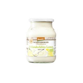 Fruchtj. Holunderblüte-Lemon 500 gr