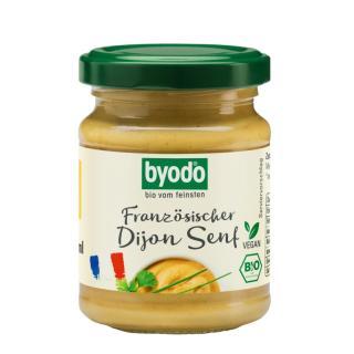 Dijon Senf 125 ml BYO