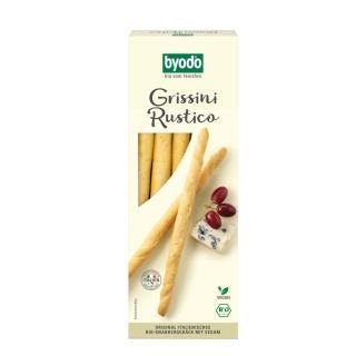 Sesam Grissini Rustico 100gr BYO