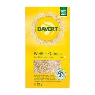 Weißer Quinoa 200gr DAV