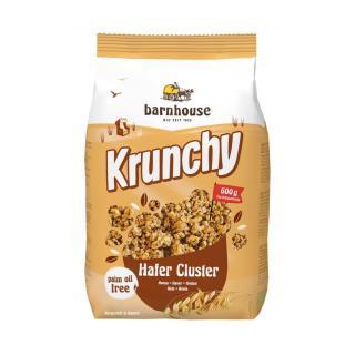 Krunchy Hafer Cluster 600 gr