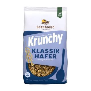Krunchy Klassic 600gr BHO