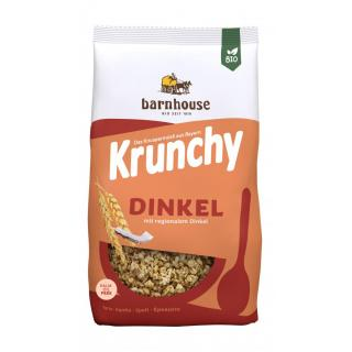 Krunchy Dinkel 600gr BHO