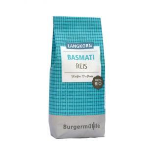 Basmati Reis weiß 500g BUM
