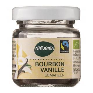 Bourbon-Vanille-Pulver 10 g NAT