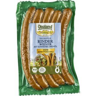 Rinder-Wiener-Würstchen